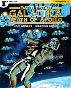 Classic Battlestar Galactica: The Death of Apollo