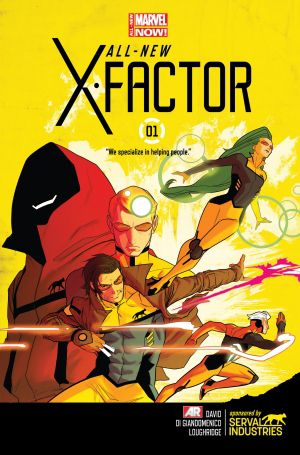 All-New X-Factor